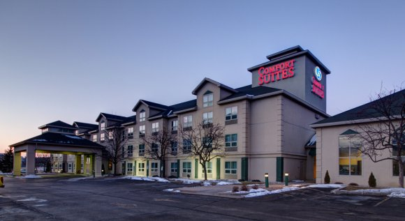Comfort Suites, Middleton